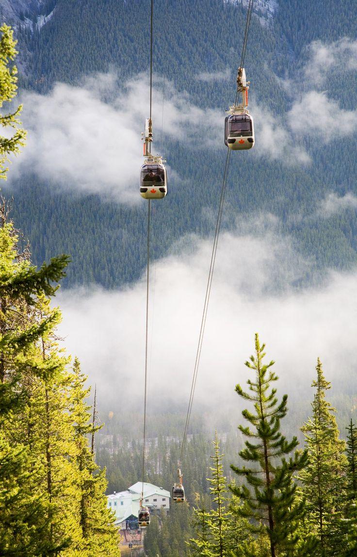 Banff, Alberta, Canada #travel #canada #grandeuropean