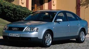 2001 Audi A6 4.2 Quattro Auto