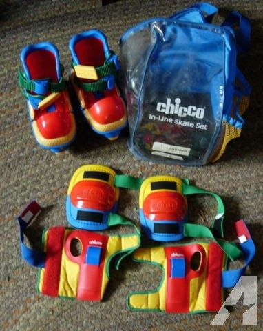 Chicco In-line Skates for Sale in Victor, New York Classified | AmericanListed.com