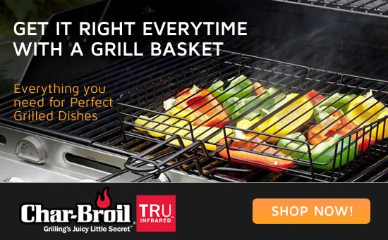 Celebrate Memorial Day 10% Off at Char-Broil
