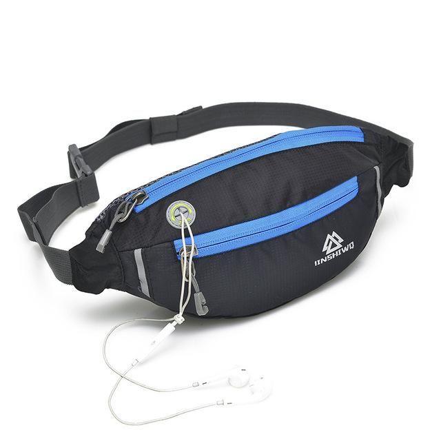 Fanny Pack Bag Waterproof women Waist Belt Bag men Travel Wallet Waist Packs Unisex out Leg Bag Pouch Bum Hip Phone
