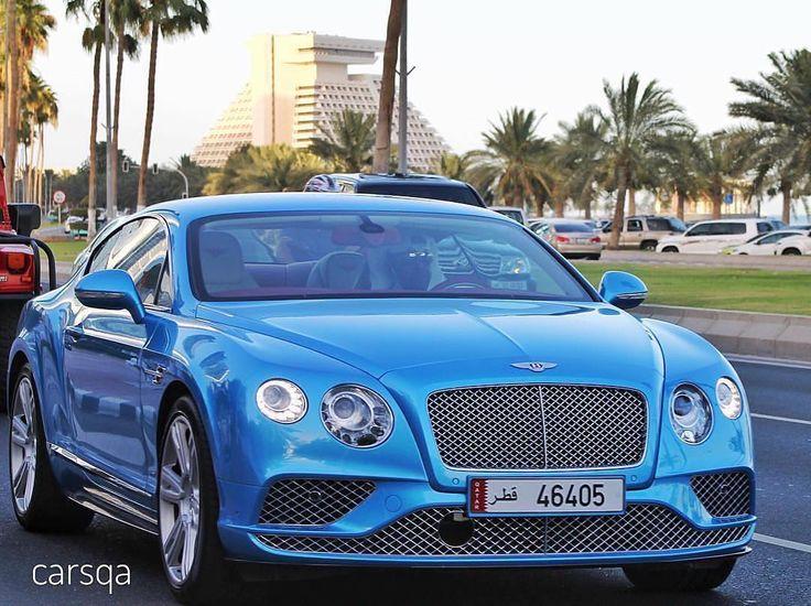 Aj95 Bentley Blue Drive Car: 25+ Best Ideas About Bentley Continental Gt On Pinterest
