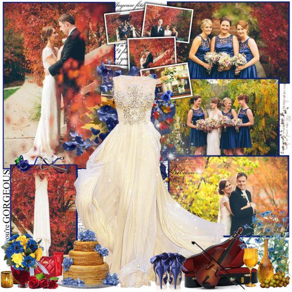 #inspiratie pentru #nunti #toamna