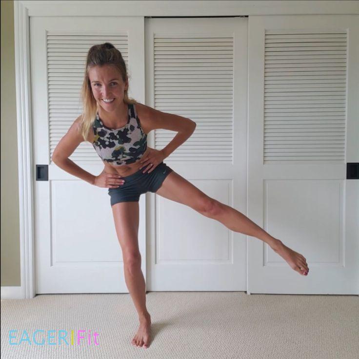 Barre Leg Routine