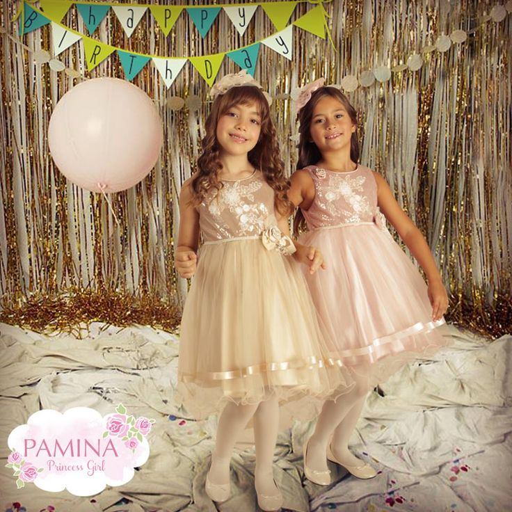 Doğum günü kızları dans etmeyi sever...   Birthday girls love dance...   www.pamnakids.com   #dance #birthday #girl #fashionkids #party #happy