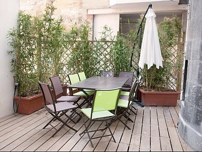 52 best images about patio ideas on pinterest apartment - Apartment patio privacy ideas ...