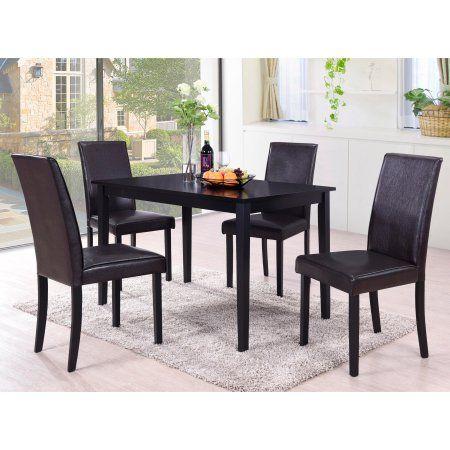 Best Master Furniture S Melisa Dining Chair Set Of