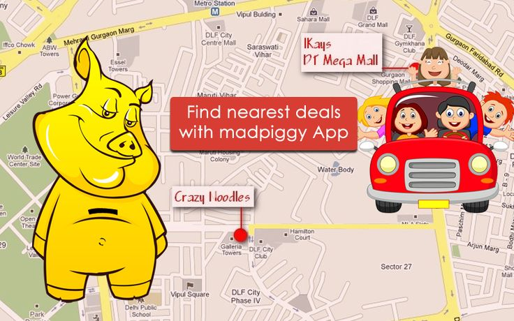 Find best ‪#‎Deals‬ with ‪#‎Madpiggy‬ ‪#‎App‬ around you........ https://play.google.com/store/apps/details…