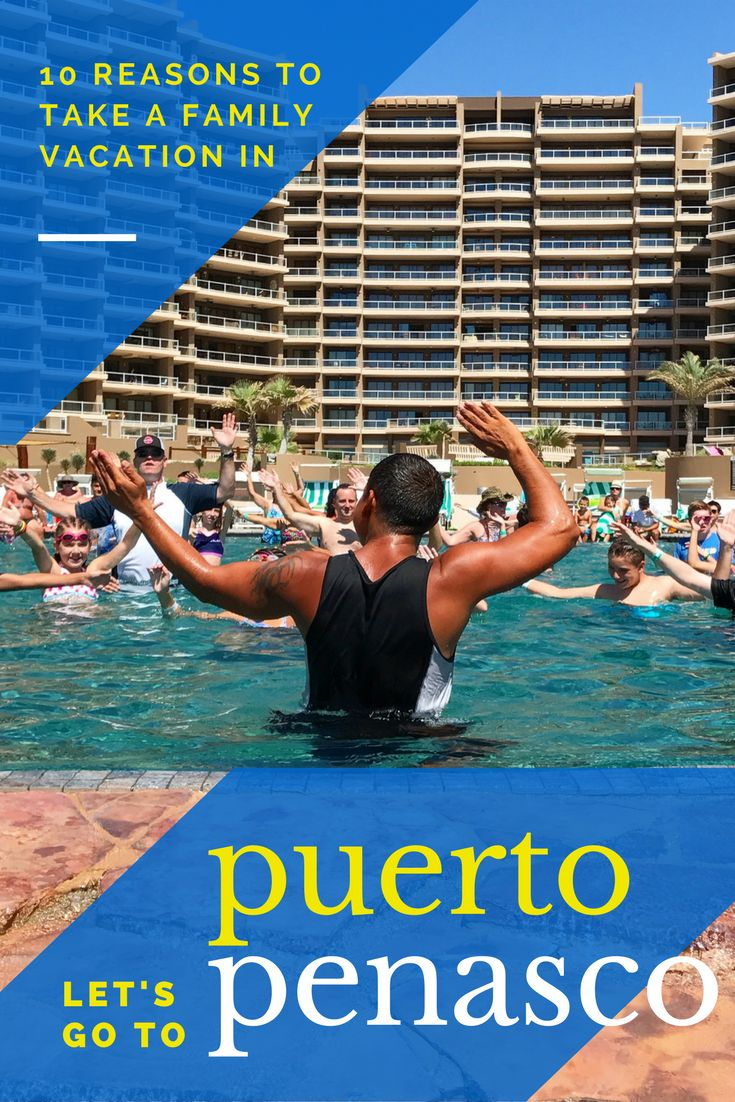 10 Reasons to Take A Family Vacation in Puerto Penasco | HuffPost