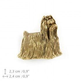 Pin made of gold 999