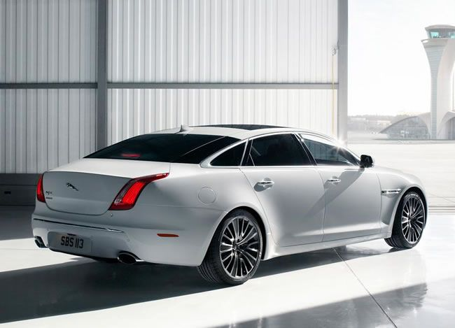 Jaguar XJ Ultimate 2013