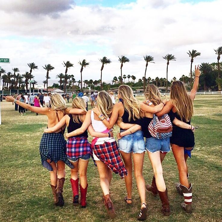 The best country music festival that you and your girlfriends will not want to…