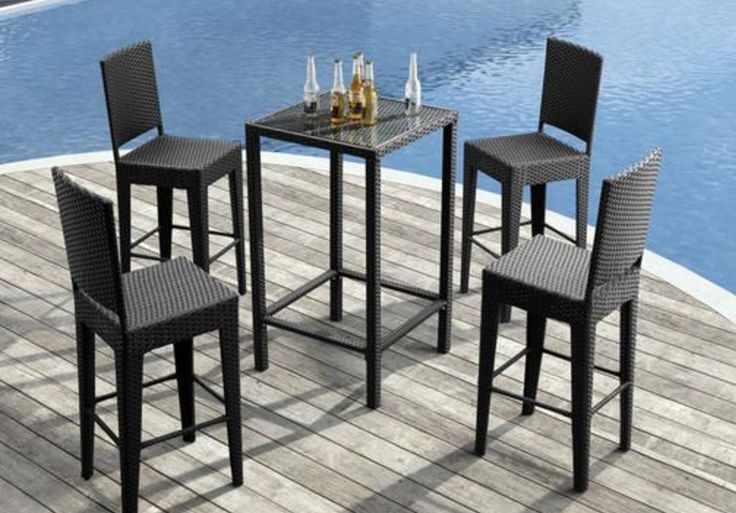 outdoor bar stools & bar tables, suitable for the terrace, balcony, poolside and patio. available in Hong kong - DSL Furniture http://www.dslfurniture.com/outdoor-bar-furniture.html