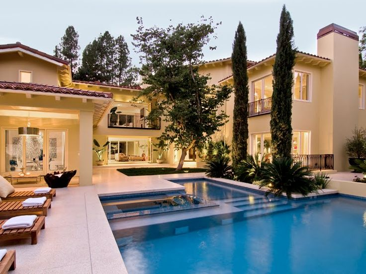 Find This Pin And More On Homes By Marvinpeart. Beautiful Pool And Patio
