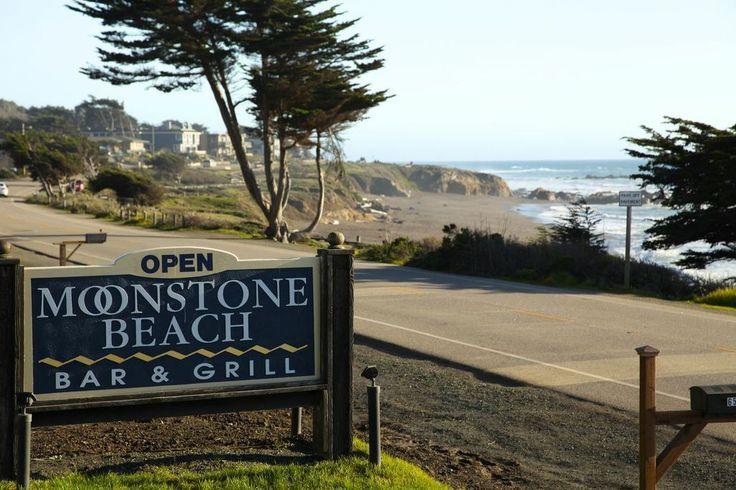 Moonstone Beach Bar Grill Cambria Ca