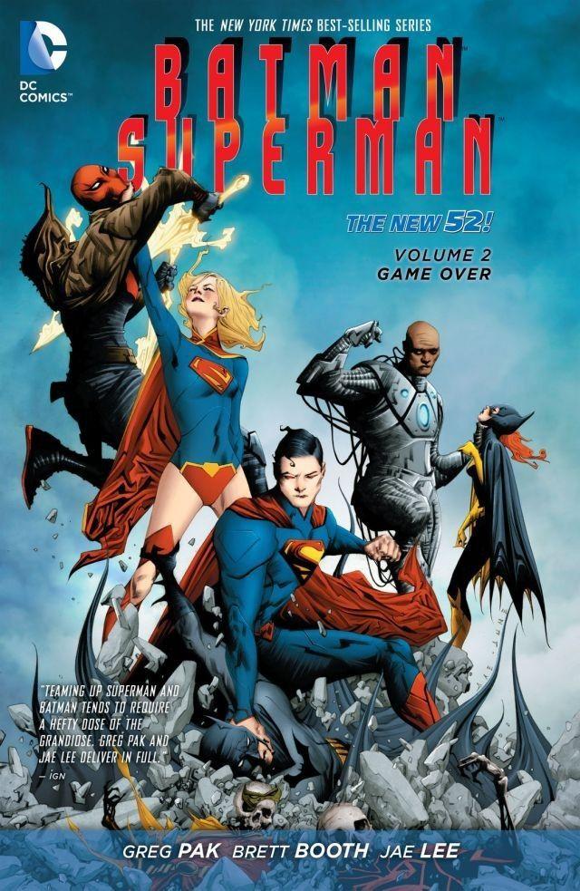 Batman/Superman (2013-2016) Vol. 2: Game Over