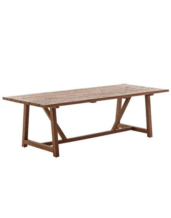 table farmhouse