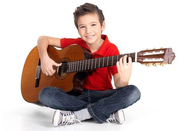 игра на гитаре фото