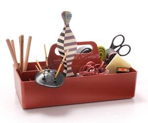 Vitra Schreibtisch Toolbox (26€)