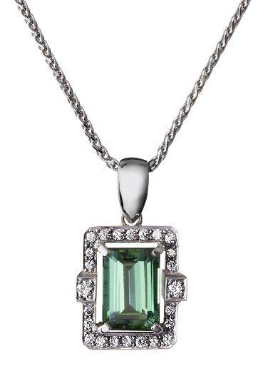 Oy Tillander Ab pendant, http://www.tillander.fi/ #tillander #diamond #pendant #necklace #whitegold