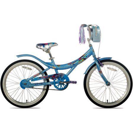 20 inch Kent Heartbreaker Girls' Bike, Blue