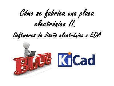 Entrada #blog #pcb #kicad #electrónica