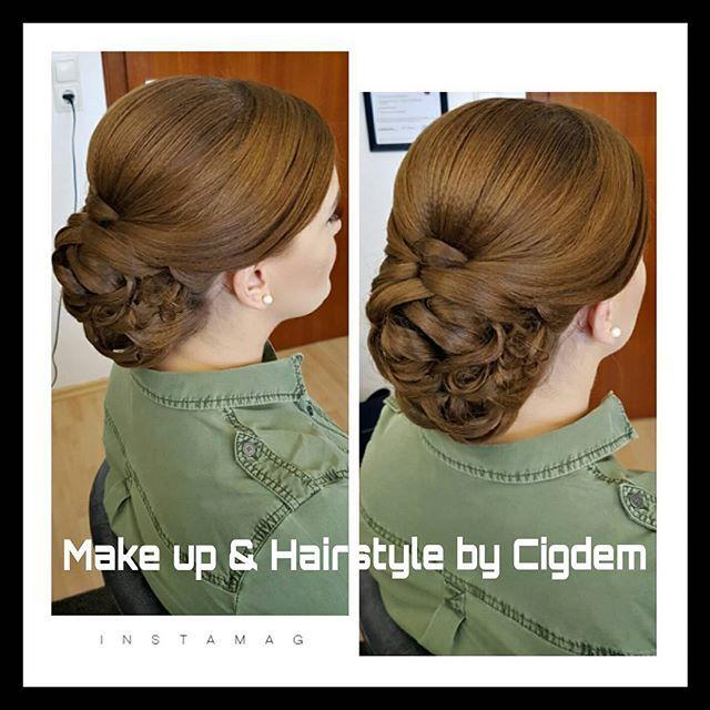'#mannheim #weinheim #heidelberg #heppenheim #odenwald #viernheim #darmstadt #topuz #kuaför #hairstyle #hochsteckfrisur #hochzeit#frankfurt#dügün #hairstyles#flechtfrisur#brautfrisur #rimbach #mörlenbach #michelstadt#wedding #topuzmodelleri #gelinbaşı#tasarim #diadem #bergstrasse#hochsteckfrisur #frisuren#locken #izmir #istanbul' by @make_up_hairstyle_by_cigdem.  #bridesmaid #невеста #parties #catering #venues #entertainment #eventstyling #bridalmakeup #couture #bridalhair #bridalstyle…