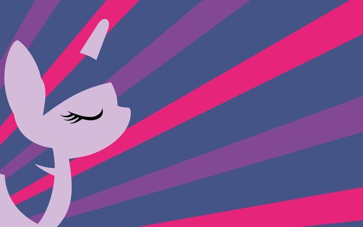 Twilight Sparkle My Little Pony Wallpaper