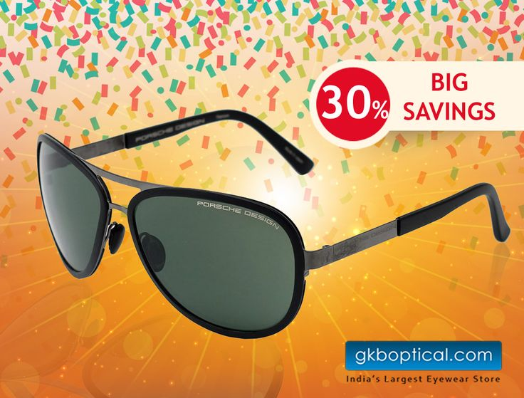 Get attractive Sunglasses on sale at 30% discount, only at GKB Opticals, the leading online optical stores in India. Find more at : http://gkboptical.com/sunglasses-on-sale.html