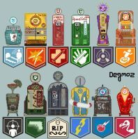 call of duty zombies perk machines - Google Search