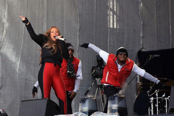 Mariah Carey Photos Photos - Mariah Carey performs at the 'Top Of The Mountain Concert' at Idalp on April 30, 2012 in Ischgl, Austria. - Mariah Carey Performs At The Top Of The Mountain Concert In Ischgl