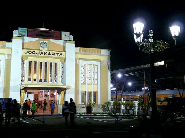 Tugu Station