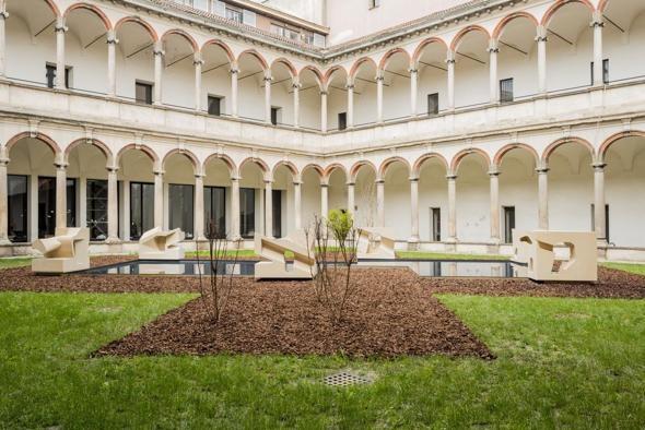 Il Fuorisalone 2013 di Interni alla Statale di Milano  HOLL_PIMAR_LOMBARDI-VALLAURI