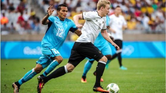 Julian Brandt macht Druck gegen Fiji