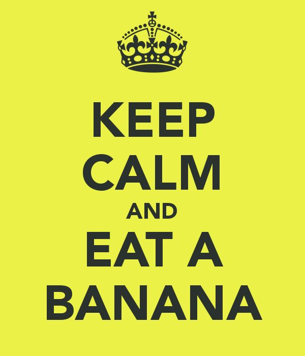 stay calm pics | KEEP CALM AND EAT A BANANA - KEEP CALM AND CARRY ON Image Generator ...