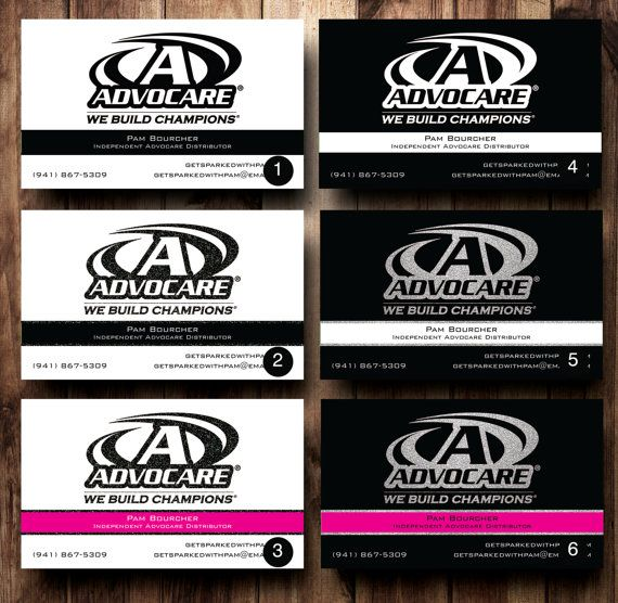 15 best business cards images on pinterest business card design black white advocare business card design by celebrationcity 1000 wajeb Gallery