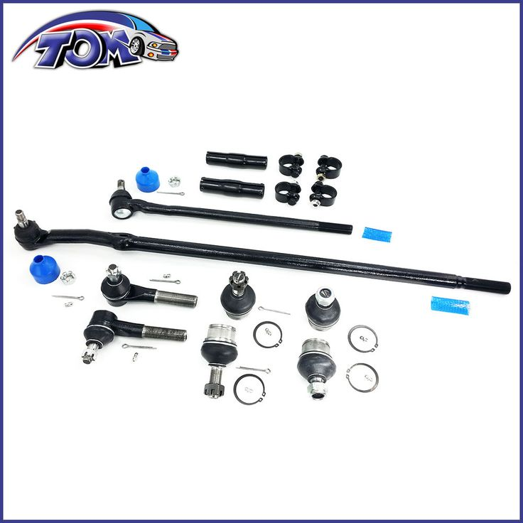 Details about Brand New 10Pc Front Suspension Kit For 4WD