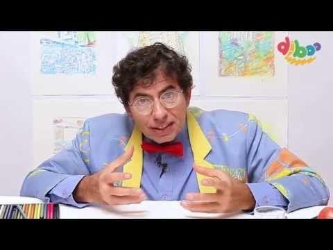 Diboo - Daniel Azulay - Lápis aquarelado - YouTube
