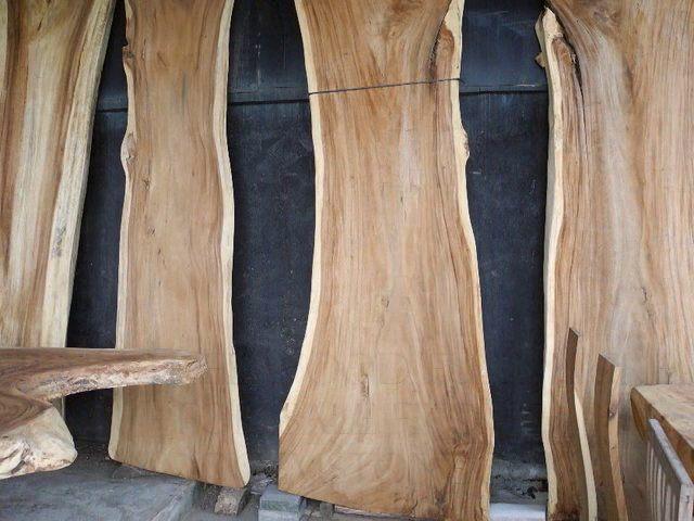 Rain Tree Wood Furniture Uk Trees Wood Slab Dining