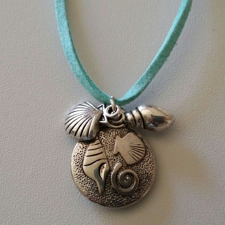 """Shells Necklace $8  To place an order, visit our Facebook page """"Moonsong Jewellery"""" or email moonsongjewellery@gmail.com"""