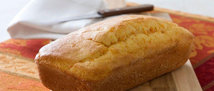 Pão light de cenoura - Lucilia Diniz