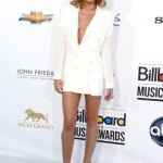Miley Cyrus in Jean Paul Gaultier at the 2012 Billboard Music Awards