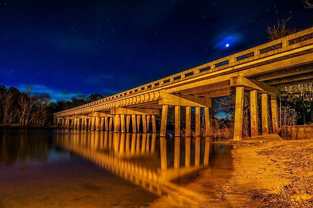 #early #morning #sunrise #water #clouds #bridge #reflection #stars #moon #beautiful #beauty #sky #picture #photo #photography #pictureoftheday #photooftheday #landscape #landscapephotography #nature #naturephotography #like #likeforlike #follow #followforfollow #instagood #instagram #canon #raw