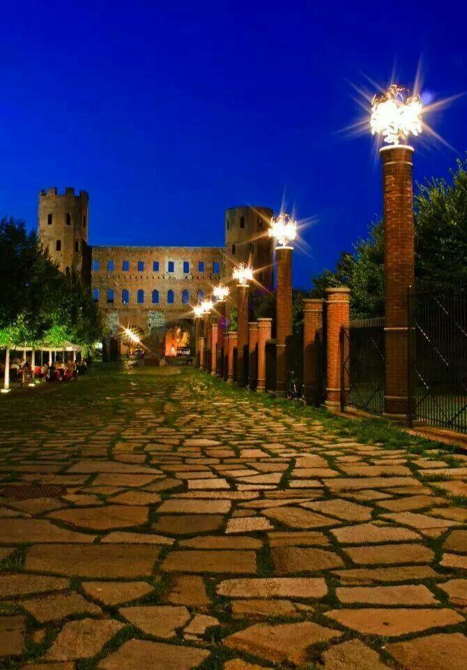Le porte Palatine - Torino Piemonte