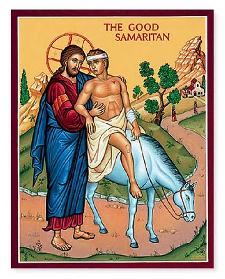 Η παραβολή του καλού Σαμαρείτη