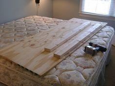 Beautiful things are love and dreams: Como fazer uma cabeceira de cama