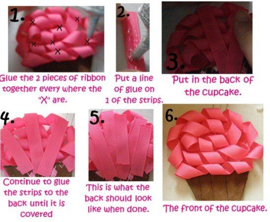 30 Fabulous and Easy to Make DIY Hair Bows - Page 10 of 30 - DIY & Crafts