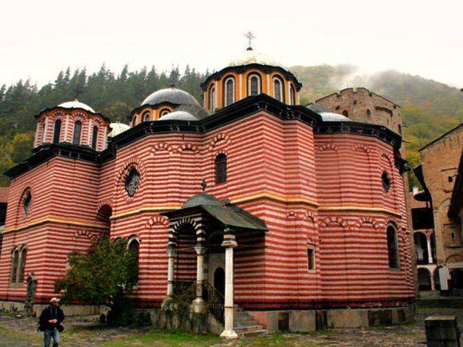 Budget-friendly Sofia, Bulgaria | monastero di Rila