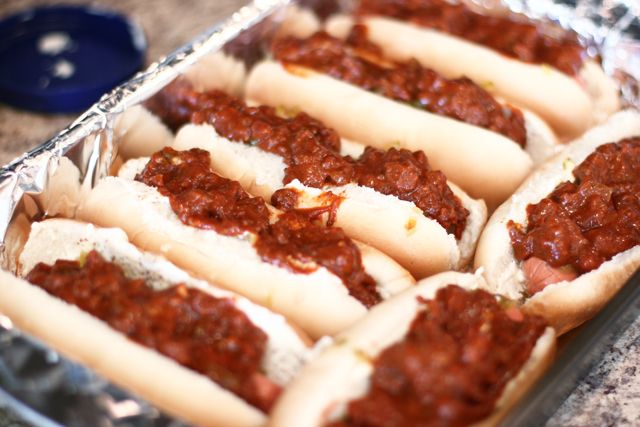 Everything You Love About Chili and Hot Dogs, Combined Into One Delicious Dish!