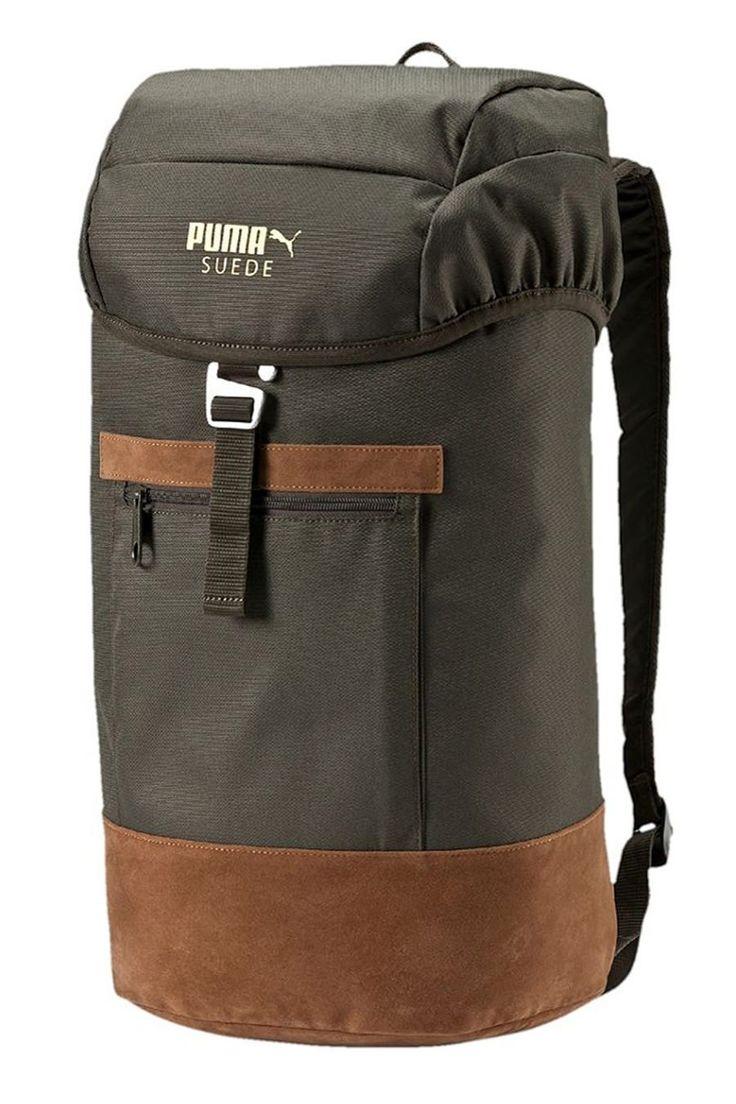 Zaino Puma Suede Backpack Forest Night